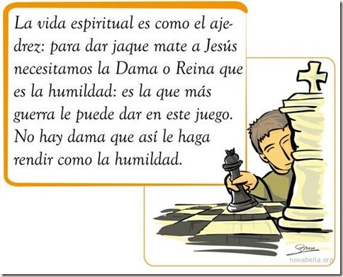 Teresa de Jesús, en Humildad'