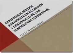 2012-05-14 Experiencia Mistica  Fundaciones Teresianas  Jerzy Nawojoski
