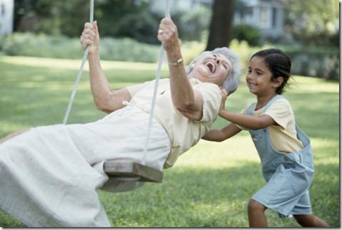Alegría en cualquier edad