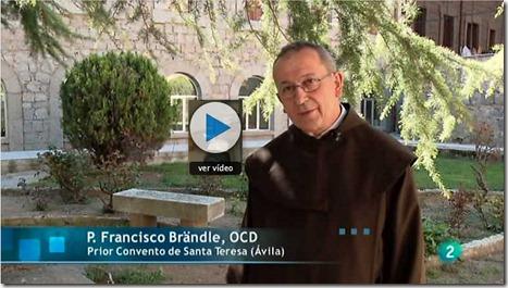 2012-07 Testimonio - En la cuna de la Santa