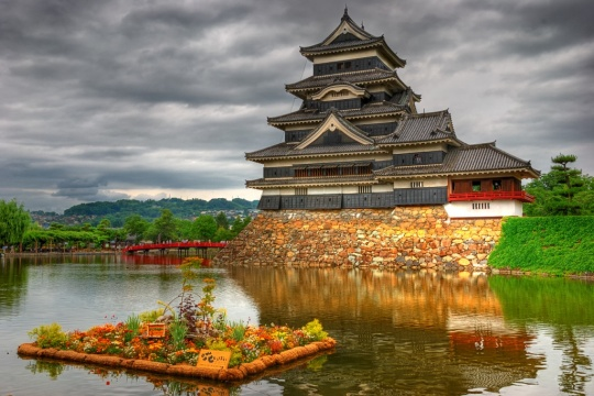 matsumoto-castillo-japon