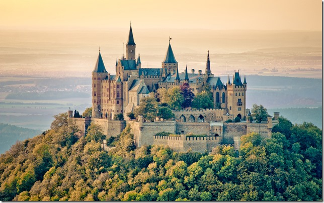 castillo-burg-Hohenzollern-alemania