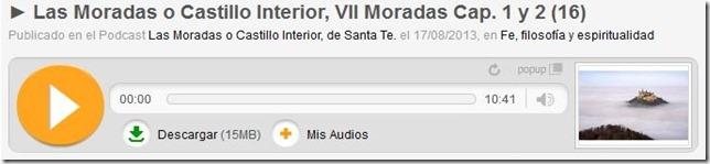 Las Moradas o Castillo Interior VII Moradas Cap 1 y 2   16