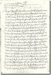 Cartas a las Carmelitas de Sevilla, 31-01-1579 0001