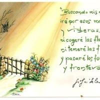 Orar con Juan de la Cruz, buscando mis amores (Cántico Espiritual)