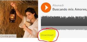 Para descargar donde pone Download, resaltado en amarillo, dentro de círculo rojo