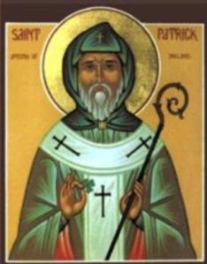 San Patricio, el trébol y la buena suerte