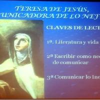 Teresa de Jesús, comunicadora de lo inefable