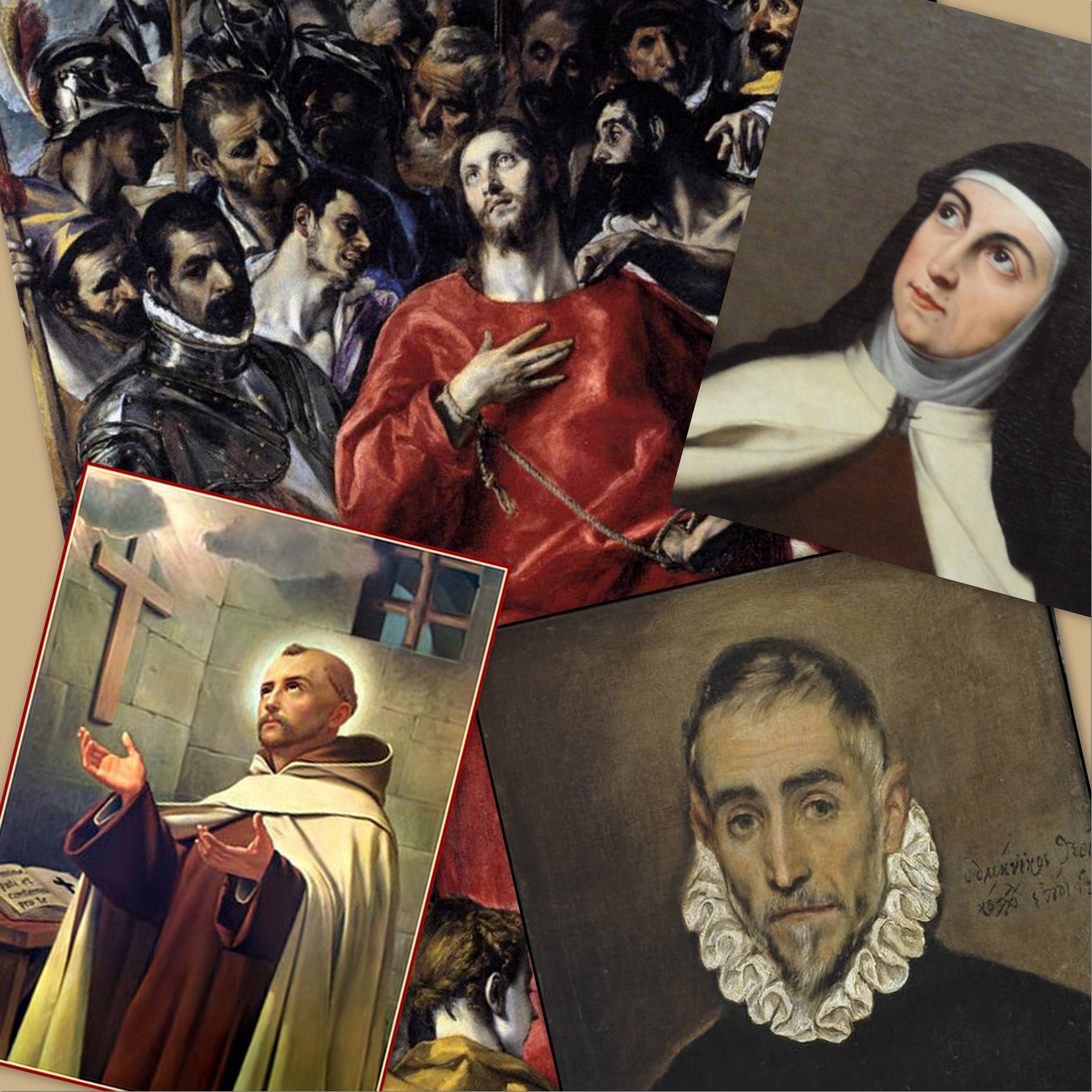 El Secreto 1577 (El Secreto (Santa Teresa, Juan de la Cruz, El Greco)