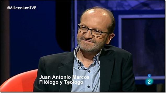 Juan Antonio Marcos, Millenium-001