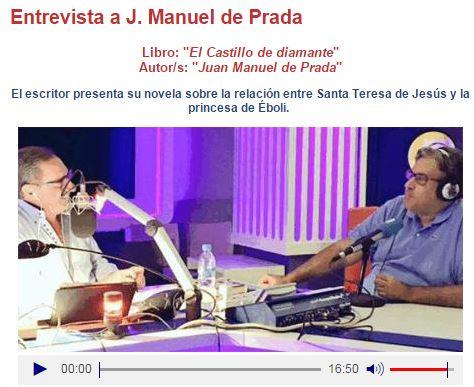 Entrevista a Juan Manuel de Prada