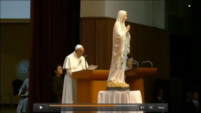 El Papa y las Mujeres