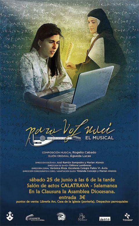Para vos nací, el Musical en Salamanca