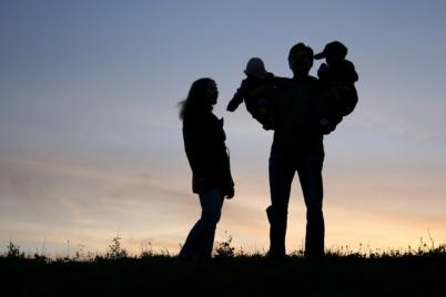 susurro de dios, familia