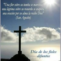 Oración por los que ya partieron a la casa del Padre