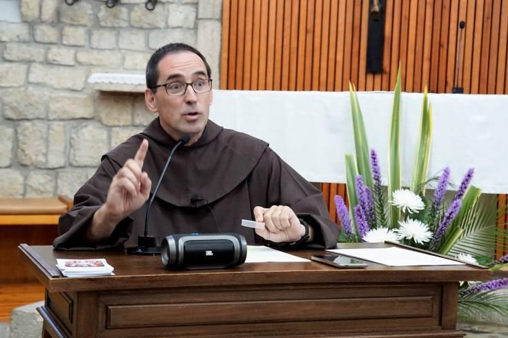 María por Miguel Márquez en la Diocesis de Albacete