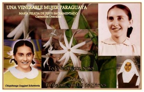 Maria Felicia de Jesús Sacramentado, todo te ofrezco, Señor!