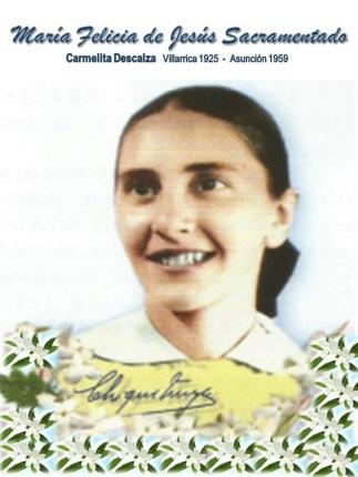 Maria Felicia de Jesús Sacramentado