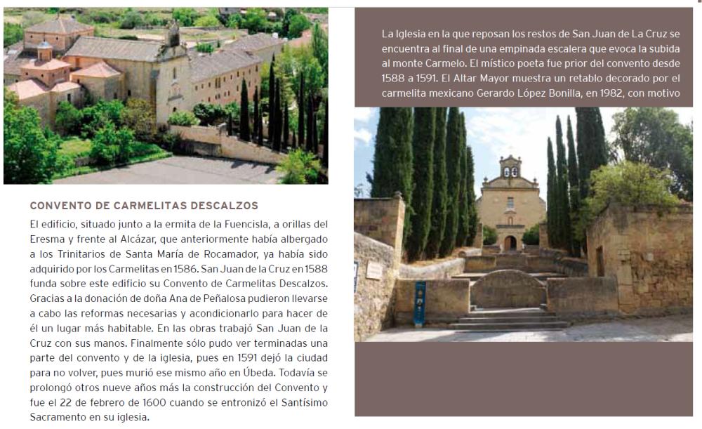 Convento de Carmelitas Descalzos Segovia